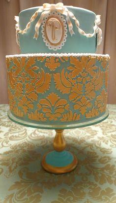 Cupcake: Marie Antoinette!