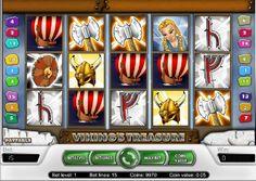 Spielautomat Viking's Treasure . Mega Jackpots warten auf die Glücklichen in Kasinos mit Lizenz. http://www.spielautomaten-online-spielen.de/spiele/vikings-treasure-gratis-spielautomat #vikingstreasure #spielautomaten #spiele