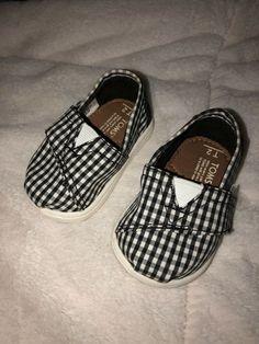 ae7b86732 Unisex tiny toms size 2  fashion  clothing  shoes  accessories   babytoddlerclothing  babyshoes (ebay link)