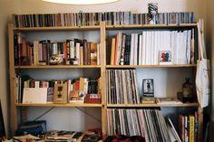 Record Collection - Chris Kontos (Freunde von Freunden interviews)  #vinyl