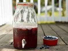 Blueberry Lemonade Recipe : Bobby Flay : Food Network