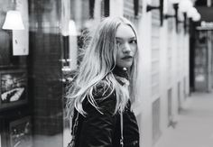 Style Icon Gemma Ward Details, May 2011 #west14th #leather  www.w14th.com