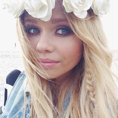 Alli Simpson probably wears the most cutest clothes in all of California.