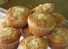 Muffins de anana