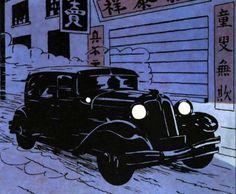 The Blue Lotus - Renault Reinastell
