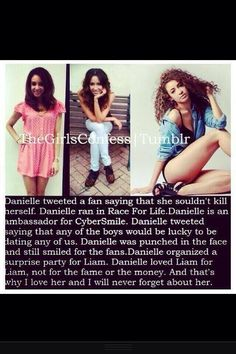 I love dani and I don't like Sophia no hate to her because that's rude but I will always love dani.