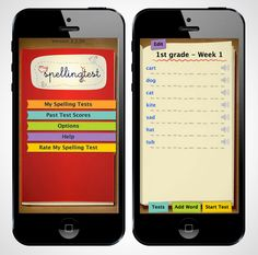 Help your kids learn to spell with this app.