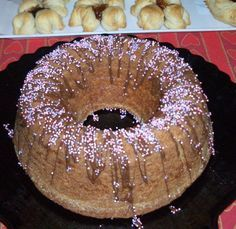 Bagel, Doughnut, Food And Drink, Bread, Baking, Desserts, Tailgate Desserts, Deserts, Brot