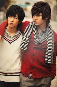 Yamada Ryosuke & Chinen Yuri <3