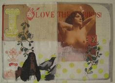 Collage Collage, My Love, Painting, Art, Art Background, Collages, Painting Art, Kunst, Paintings
