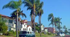 San Diego, orașul american de la granița cu Mexic