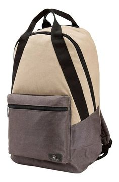 Volcom+'On+the+Go'+Canvas+Backpack+available+at+#Nordstrom