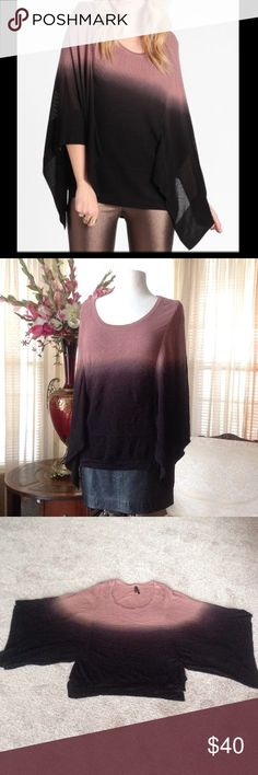 Gentlefawn ombre sweater Never worn and in excellent condition.                  .                      f gentlefawn Sweaters