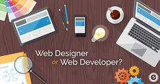 Do you need a web designer or a web developer to build your new website? (Trick question!) Check out our latest blog post to find out. #websites #webdev #webdesign