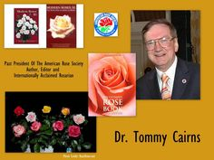Dr. Tommy Cairns on Roses as an investment in the future. Awesome interview!