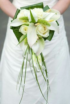 Extremely Gorgeous Modern Bridal Bouquets Ideas – WeddCeremony.Com