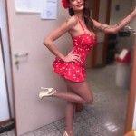 Cristina Buccino si è decisamente fatta notare nel corso del programma di Piero Chiambretti, Grand Hotel Chiambretti in onda in seconda serata su Canale 5. L'ex naufraga ha scelto un outfit davvero...