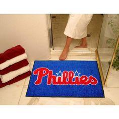 Philadelphia Phillies MLB All-Star Floor Mat (34x45)