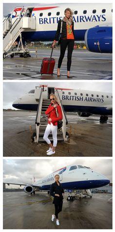 Holiday essentails : Jade in style-passport for British Airways