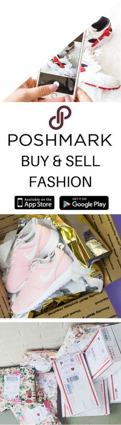 Buy & Sell your Closet all from your phone at Poshmark! Sell your Closet and earn extra side money or Buy Fashion with the best deals! INSTALL free now!
