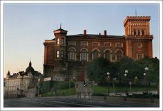Castle Sułkowskich, Bielsko-Biała, Silesia province, Poland.