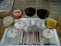 Chocolate and wine pairing at Van Loveren. Afrikaans, Wines, Red Wine, South Africa, Alcoholic Drinks, Van, Chocolate, Bottle, Glass