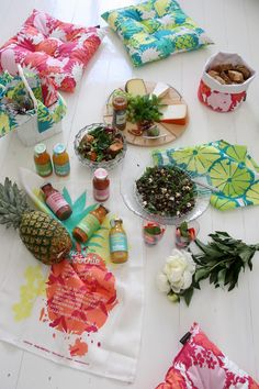 Homevialaura | Summer is a state of mind | Indoor picnic with Finlayson | Finlayson Cocktail
