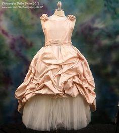 Amazing+Flower+Girl+Dress+by+ElenaCollectionUSA+on+Etsy,+$360.00