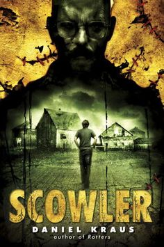 Haven't read Scowler yet but the guy on the cover looks just like the main character of Breaking Bad.