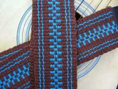 ASpinnerWeaver: Simple Two-Color Patterns