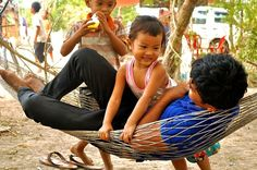 Hammocks and Storytelling: amid bamboo huts & a forgotten sense of time...the storytelling begins