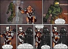 Halo - Star Wars crossover!