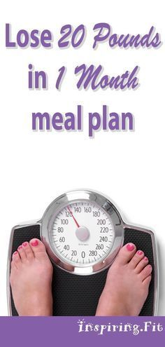Lose 20 Pounds In 1 Month Meal Plan How To Lose 20 Pounds Inhyou