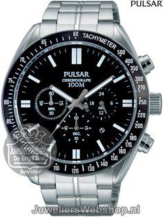 ulsar PT3609X1 horloge Chronograaf Heren