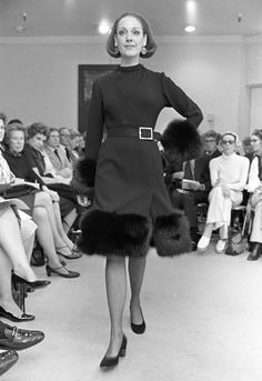 Pauline Trigere 1972