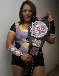 Reina de Reinas Champion Mari Apache | Wrestling | Pinterest