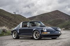 Car Porn: Restomod 'Stone Canyon' Porsche 911 Targa | Airows