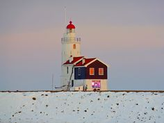 To the lighthouse by Frans.Sellies, via Flickr
