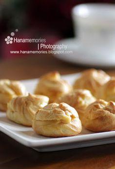 HaNa's FamiLy: Puff Durian