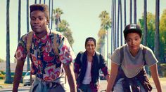 Watch Dope 2015 Movie Online in HD quality 1080p for Free. Life changes for Malcolm, a geek who's surviving life in a tough neighborhood, after a chance invitation to an underground party leads him and his friends into a Los Angeles adventure.