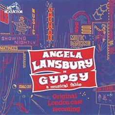 Jule Styne, Stephen Sondheim, Angela Lansbury - Gypsy (1973 Original London Cast) - Amazon.com Music