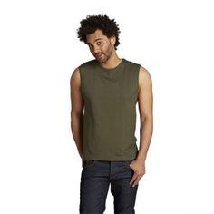 T-Shirt pour homme sans manches