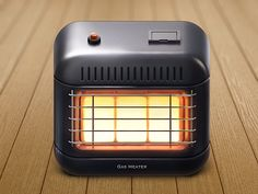 A Gas Heater for those cold days.  Just for practicing and a bit of training :) Thanks to @Isaac Grant™  for the wip feedback.