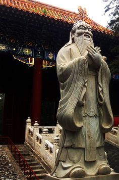 Confucius (551–479 BC) was a Chineseteacher, editor, politician, and philosopher of the Spring and Autumn period of Chinese history.  The philosophy of Confucius emphasized personal and governmental morality, correctness of social relationships, justice and sincerity.