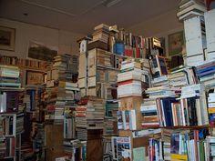 Arcadian Book Shop, Orleans St., New Orleans. A most wonderful book shop!