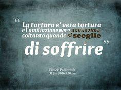 #ChuckPalahniuk #Soffocare #Choke