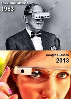 #FlashbackFriday #technology #googleglass