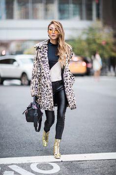 How to Wear Leopard Print Like A Pro