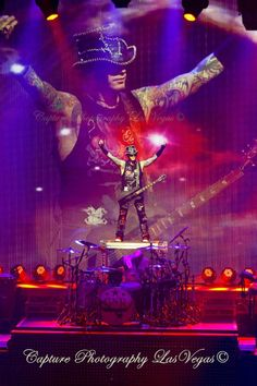 "DJ Ashba ~ Daren Jay ""Dj"" Ashba (born November 10, 1972) is an American musician, producer, songwriter and CEO of Ashba Media. He is one of the guitarists in Guns N' Roses and Sixx:A.M. He is also known for his work with hard rock bands BulletBoys and Beautiful Creatures. Ashba has worked with various artists including Mötley Crüe, Drowning Pool, Marion Raven, Aimee Allen and Neil Diamond"