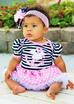 Achor Tutu Onsie by BellasBoutiqueTexas on Etsy